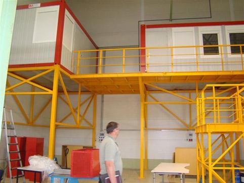 Разширение на производствено хале 3