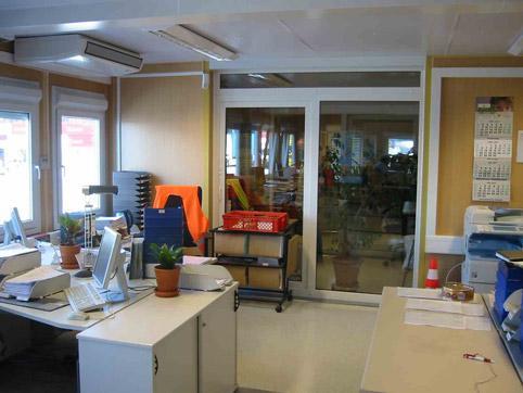 Офис на логистичен център 3