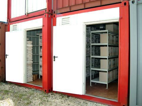 Архивни контейнери