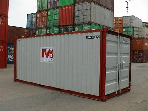 Складов контейнер за продажба
