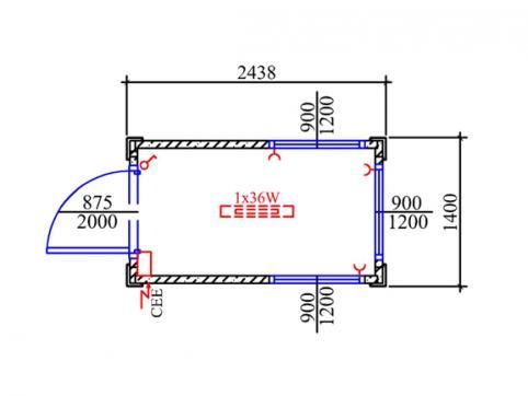 MB05 схема