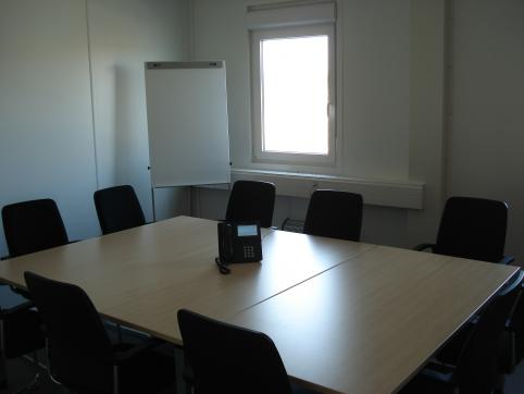 Administration building - meeting room