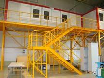 Разширение на производствено хале 2