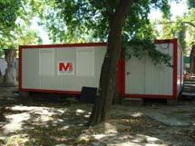 Театър в контейнер